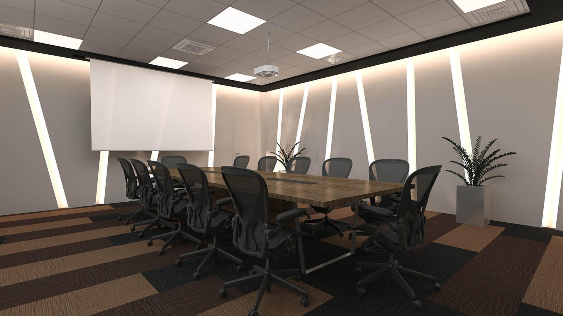 ofis dekorasyonu 2425 Gisaş Ofis Ofisler
