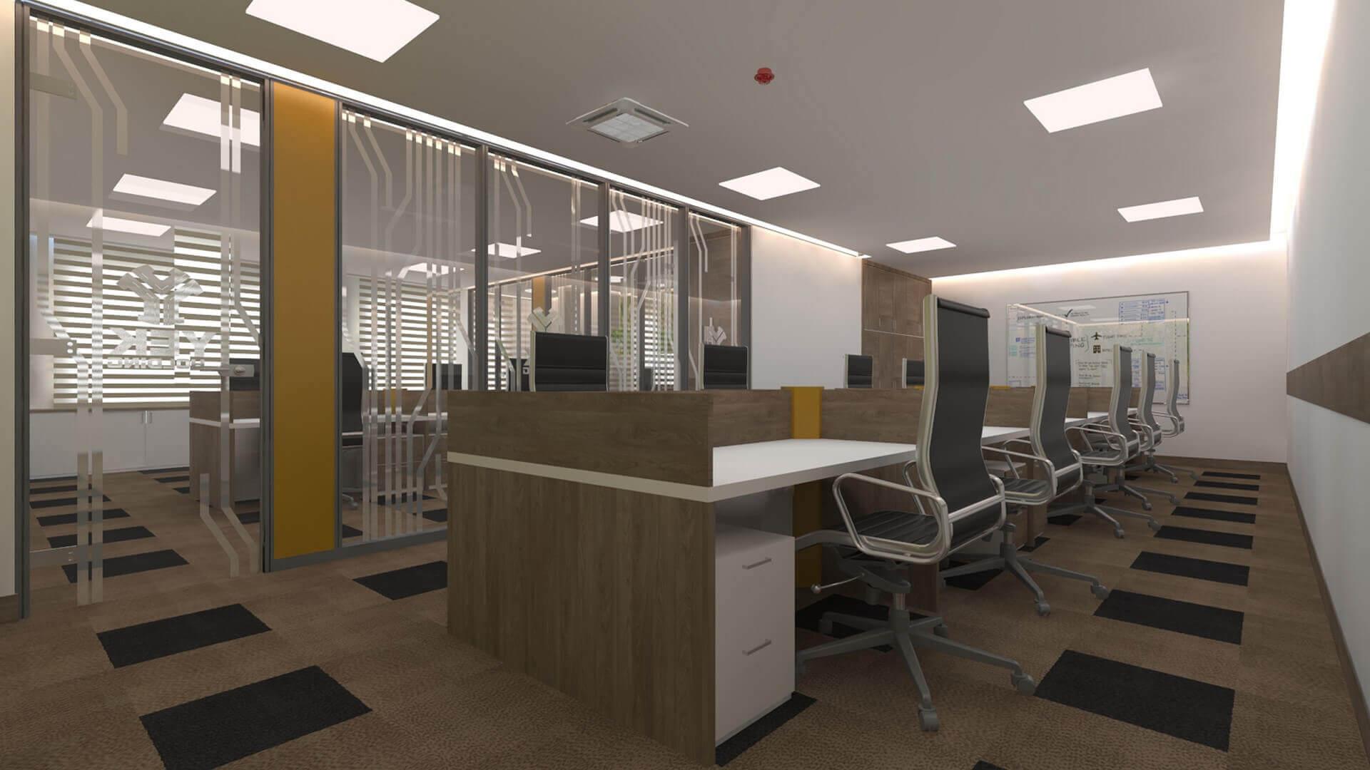Ankara ofis mimar 2441 Gisaş Ofis Ofisler
