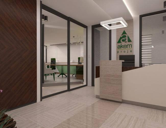 2481 Akem Gayrimenkul Ofisi Ofisler