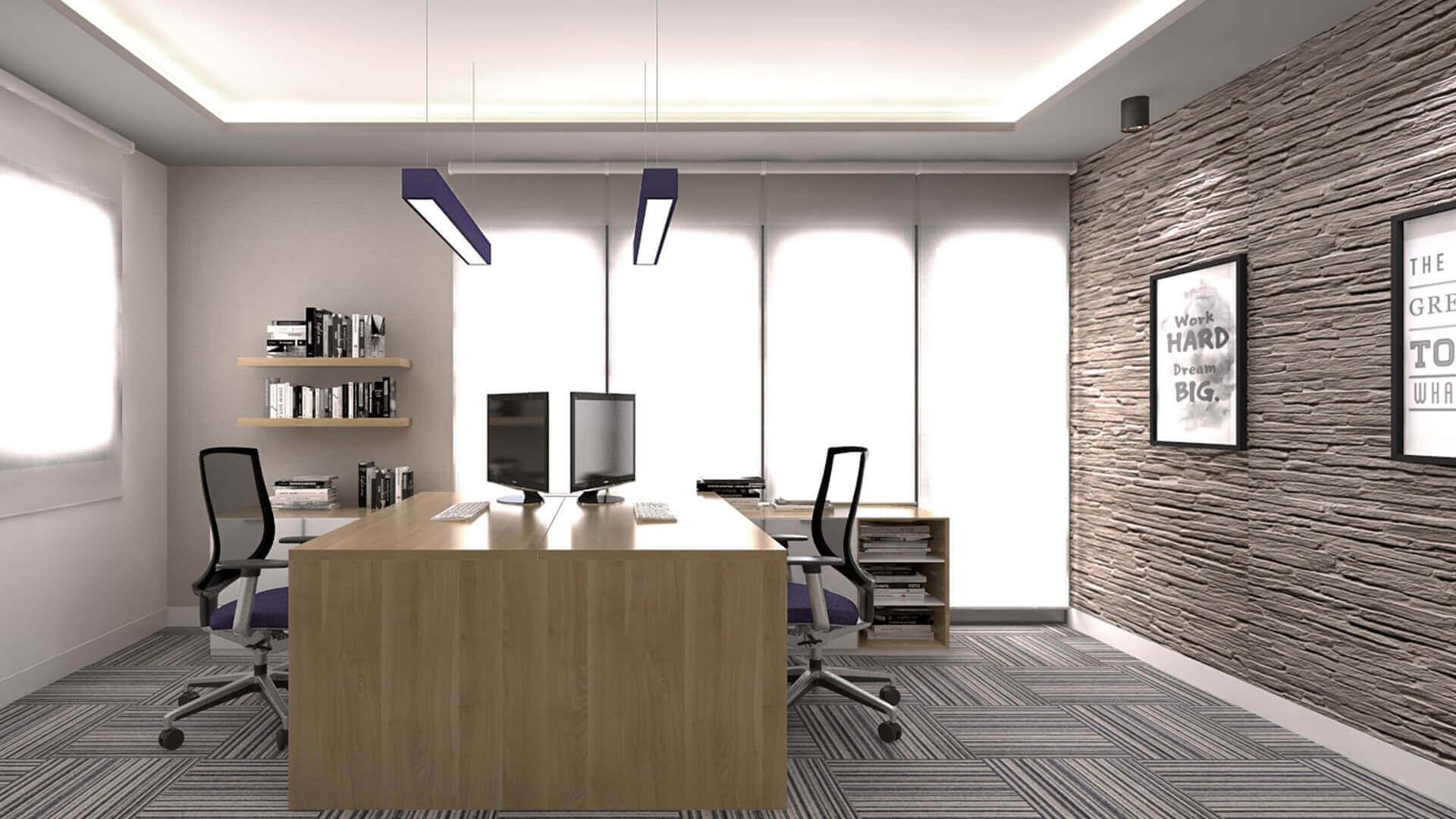 ofis mimari 2506 M. Erdoğan SMMM Ofisi Ofisler