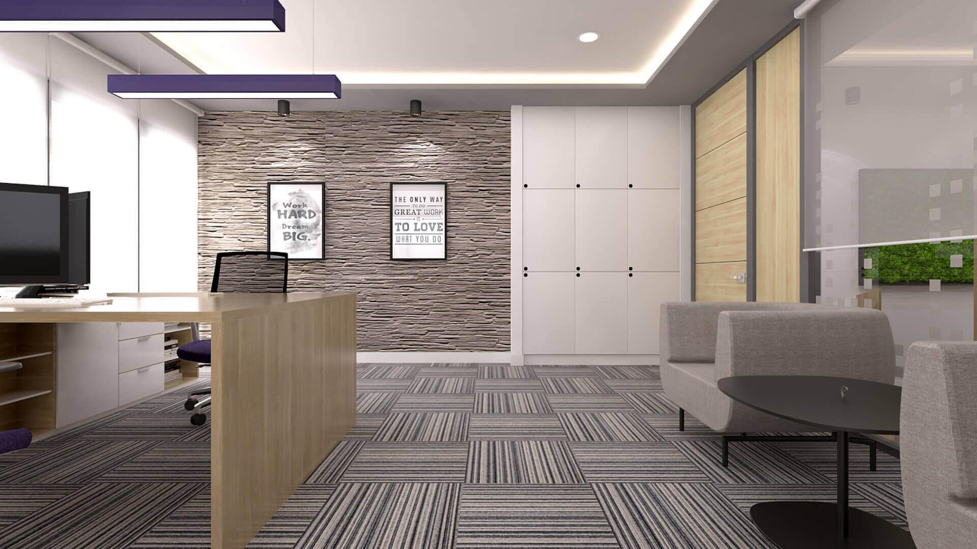 ofis mimari 2518 M. Erdoğan SMMM Ofisi Ofisler