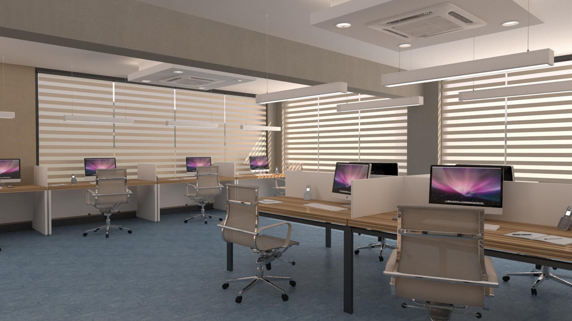 Açık ofis Ofisler