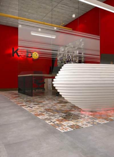 Ankara ofis tasarım 2601 Kebo Ofis