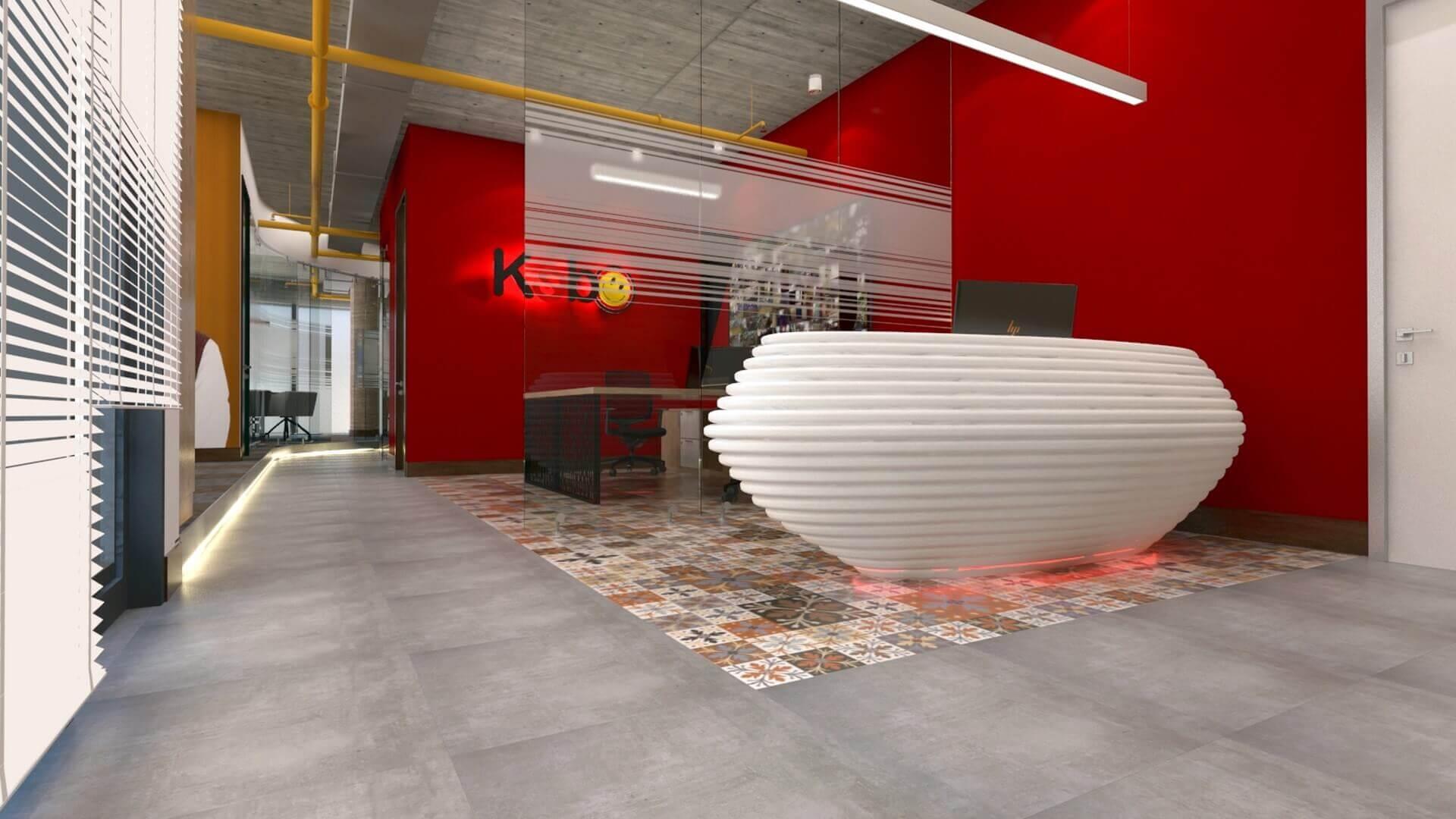 Ankara ofis tasarım 2601 Kebo Ofis Ofisler