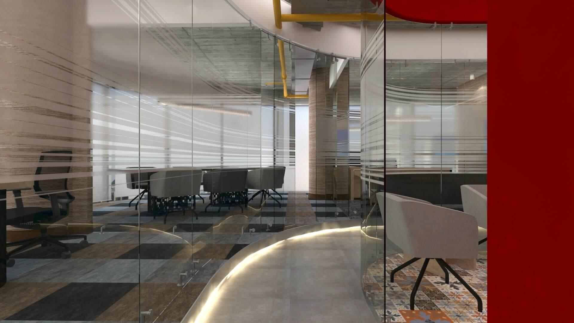 ofis içmimari 2604 Kebo Ofis Ofisler