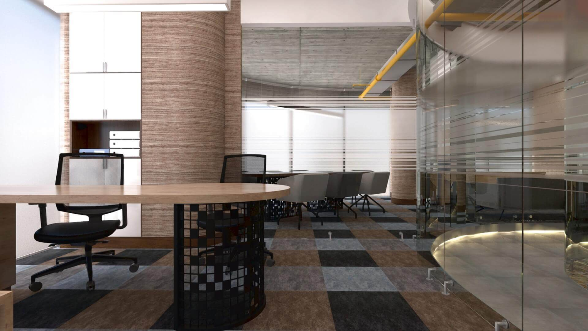 ofis dekorasyonu 2605 Kebo Ofis Ofisler