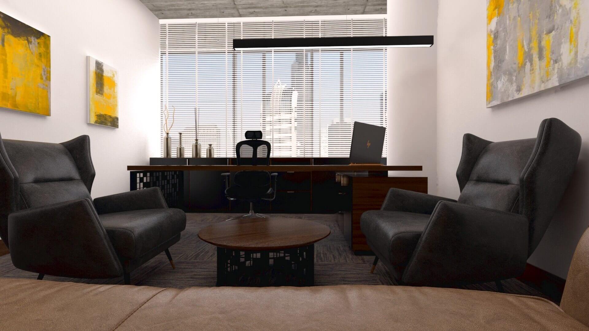 ofis içmimari 2610 Kebo Ofis Ofisler