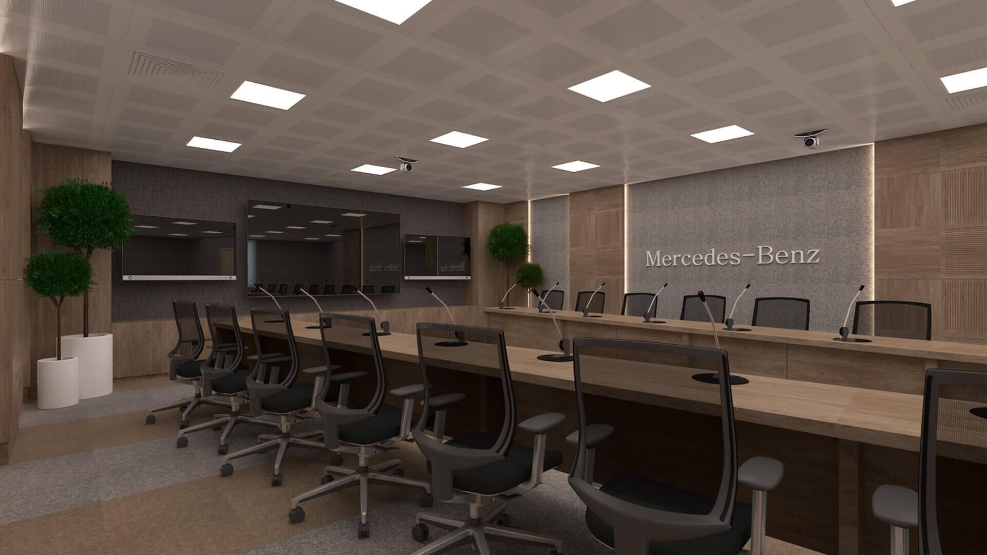 ofis mimari 2612 Koluman Ankara Ofisler