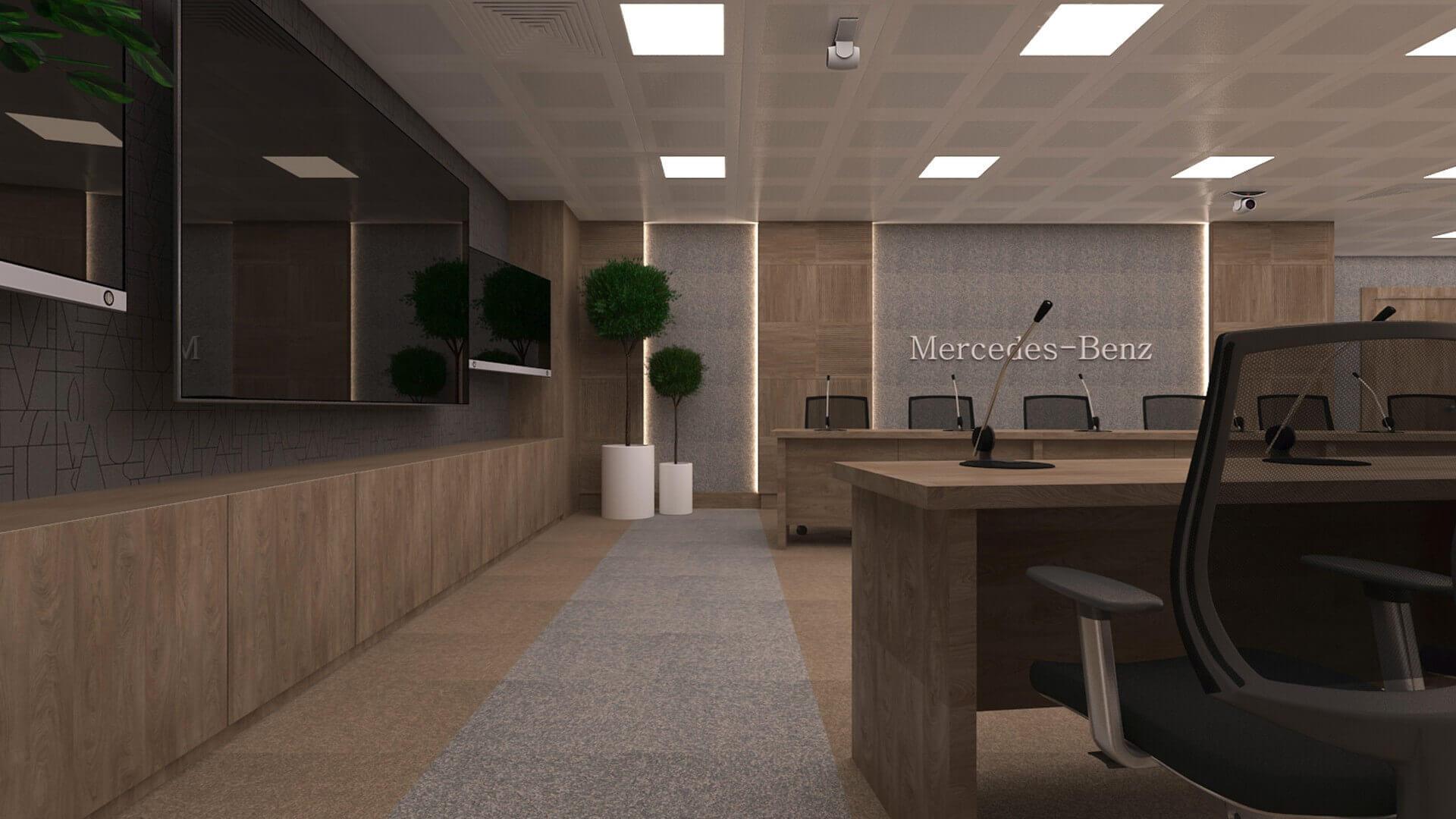 ofis mimari 2614 Koluman Ankara Ofisler