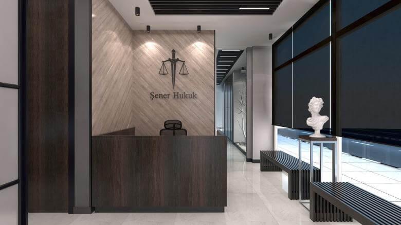 içmimar 2623 Şener Hukuk Ofisler