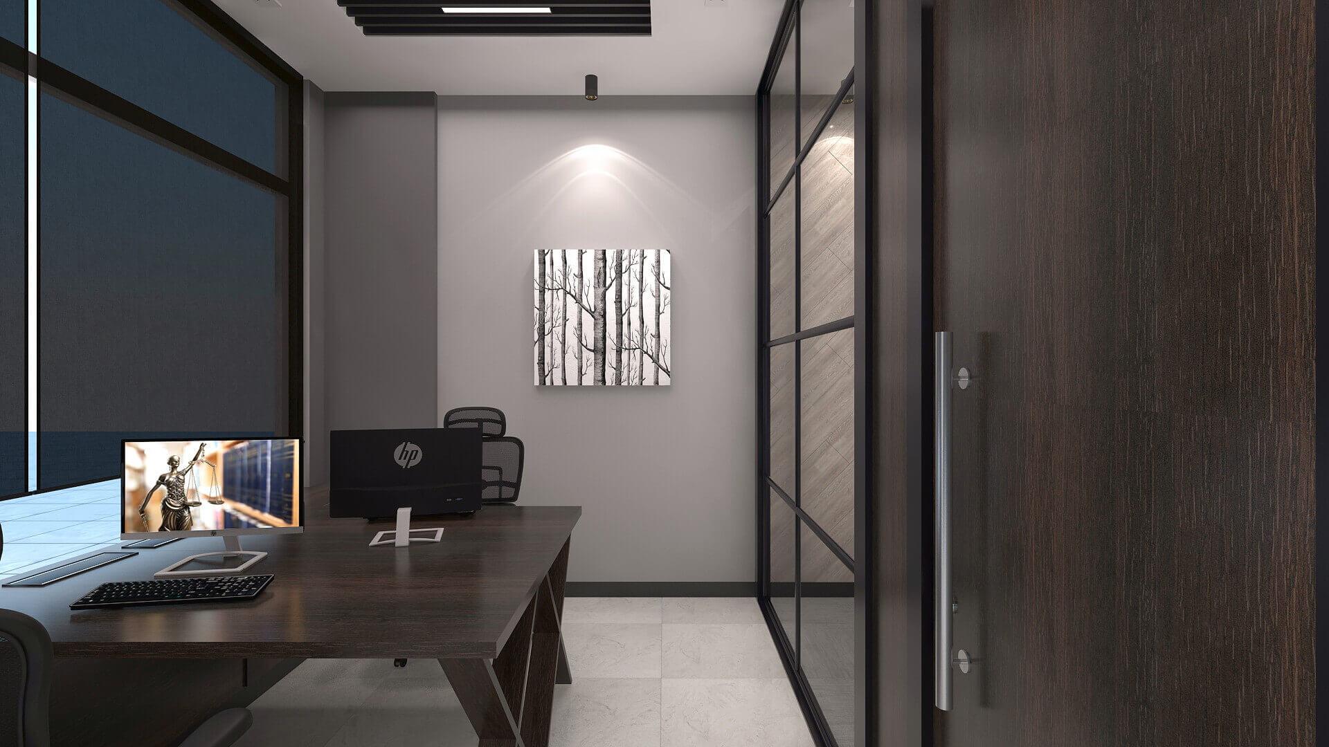ofis mimari 2626 Şener Hukuk Ofisler