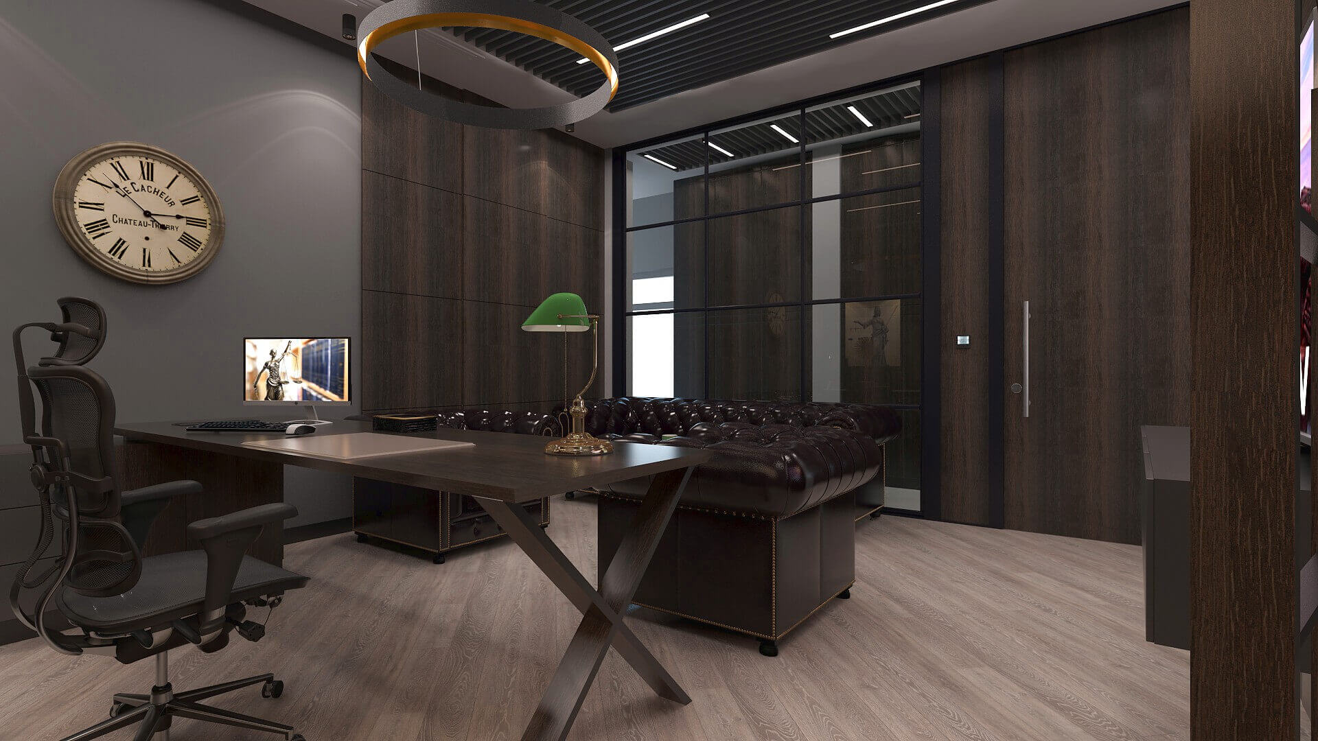 ofis mimari 2636 Şener Hukuk Ofisler