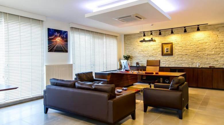 ofis içmimari 2640 Net İletişim Ofis Binası Ofisler