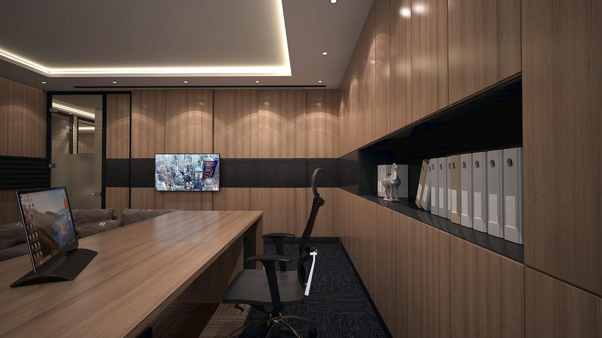 ofis içmimari 2664 APS Enerji Ofisler