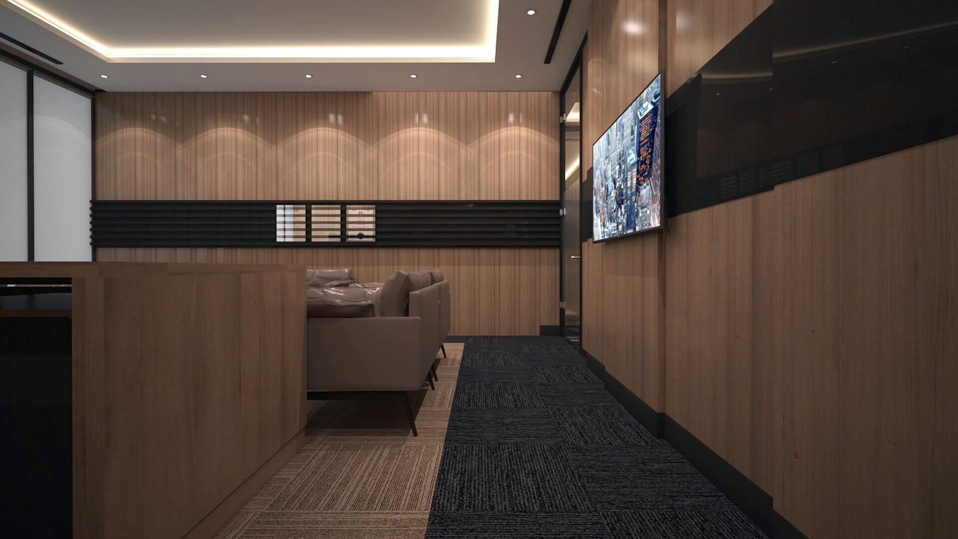 ofis mimari 2668 APS Enerji Ofisler
