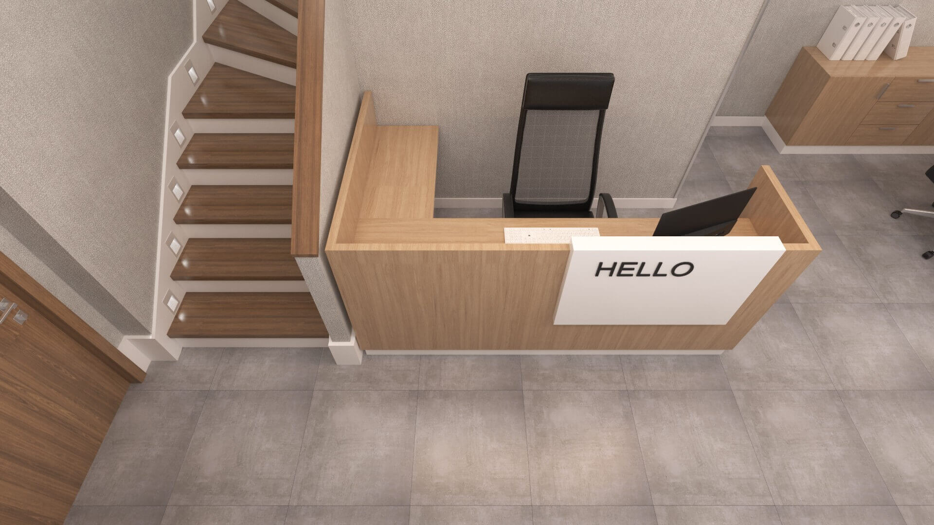 ofis içmimari 2676 RG Ofis Ofisler