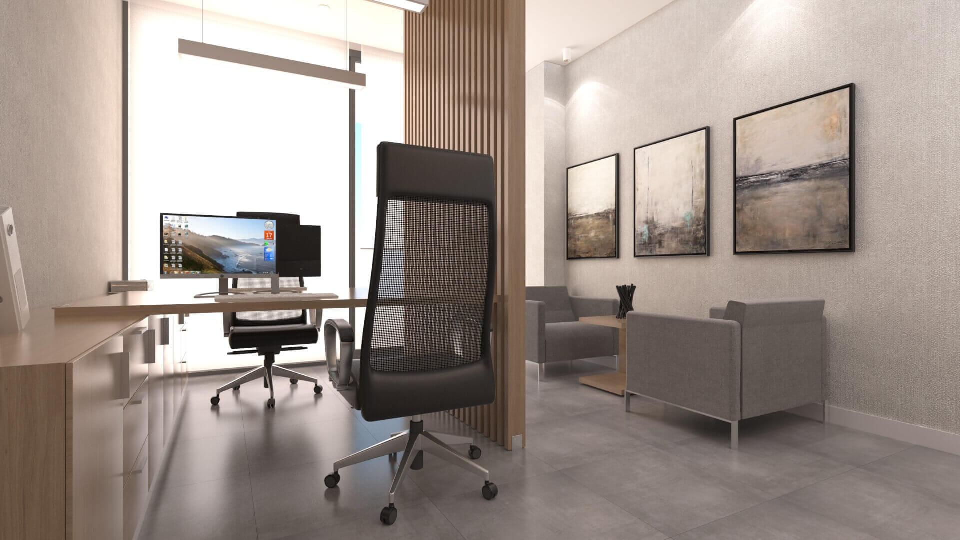 ofis içmimari 2679 RG Ofis Ofisler