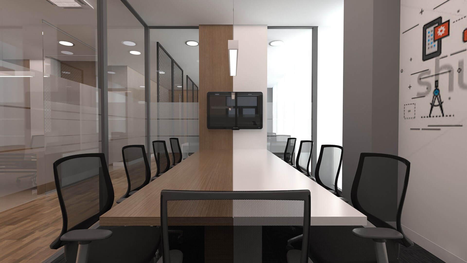 ofis dekorasyonu 2695 Seneka Yazılım Ofisler