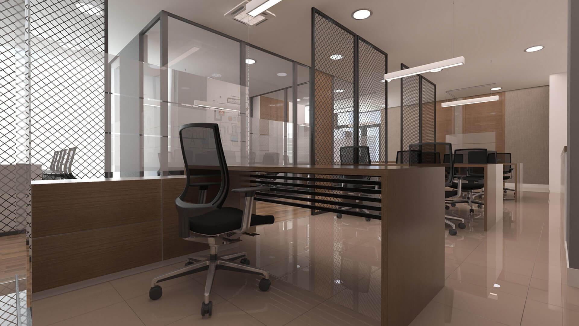 ofis içmimari 2697 Seneka Yazılım Ofisler