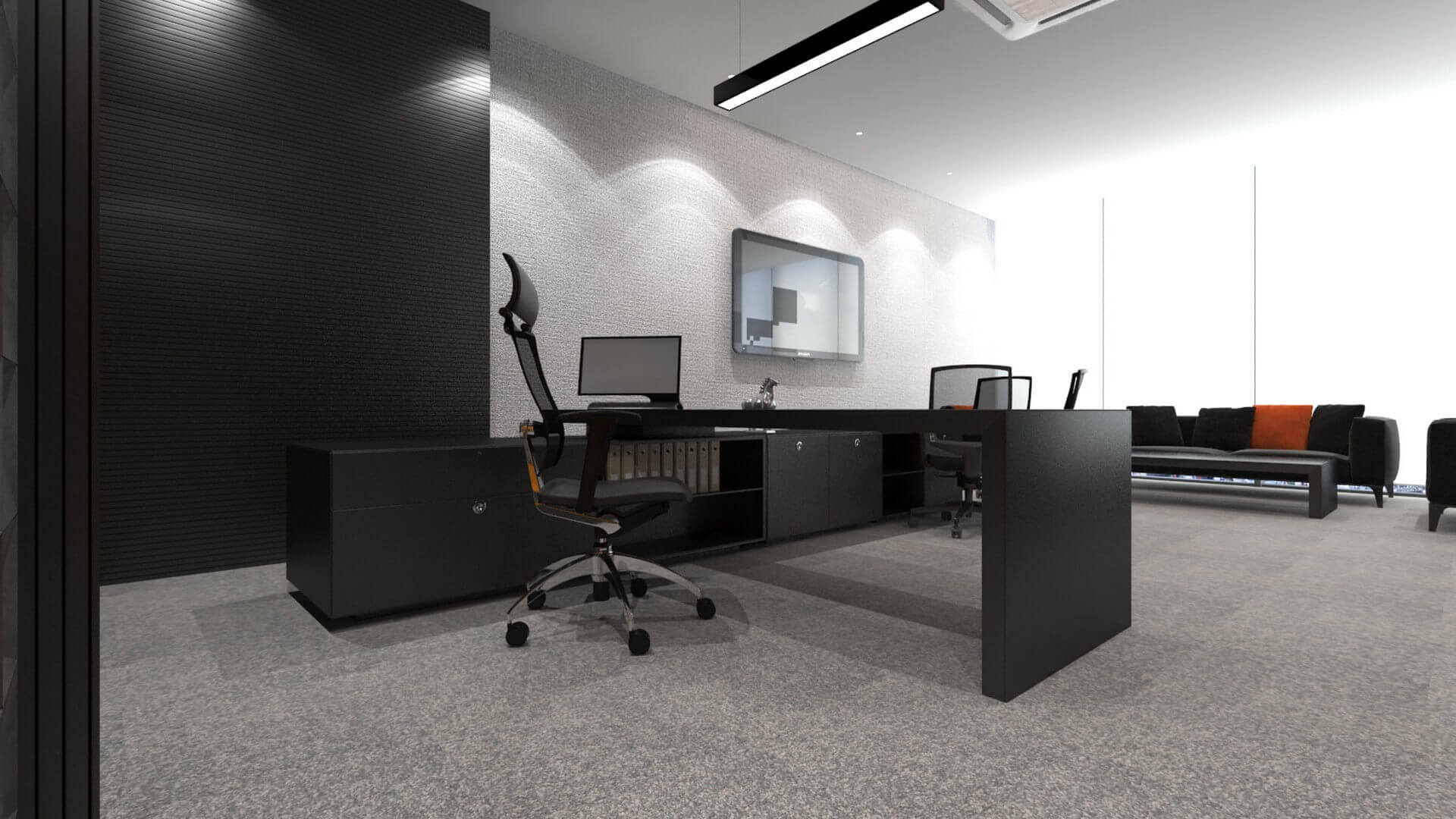 ofis mimari 2702 Seneka Yazılım Ofisler
