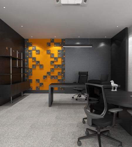 ofis dekorasyonu 2705 Seneka Yazılım