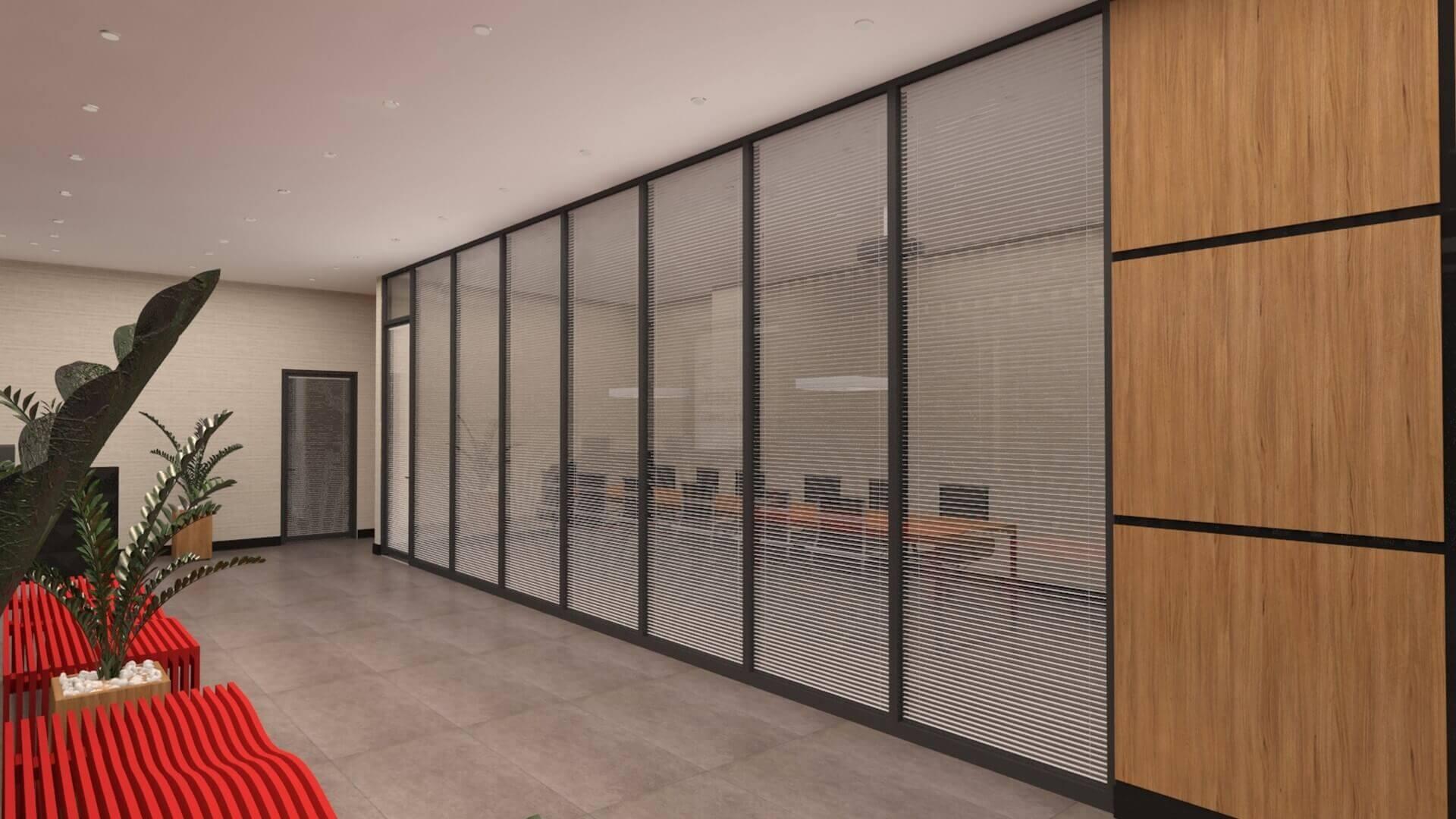 ofis içmimari 2727 Türk İlaç  Ofisler