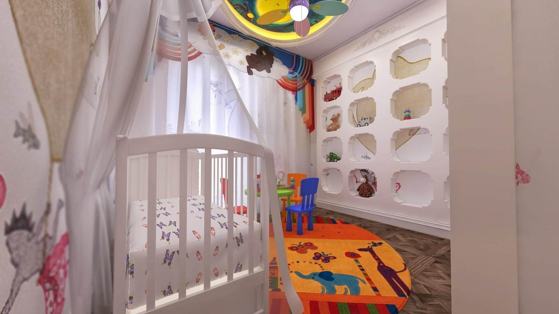 villa dekorasyonu 2775 Özel Proje Konutlar
