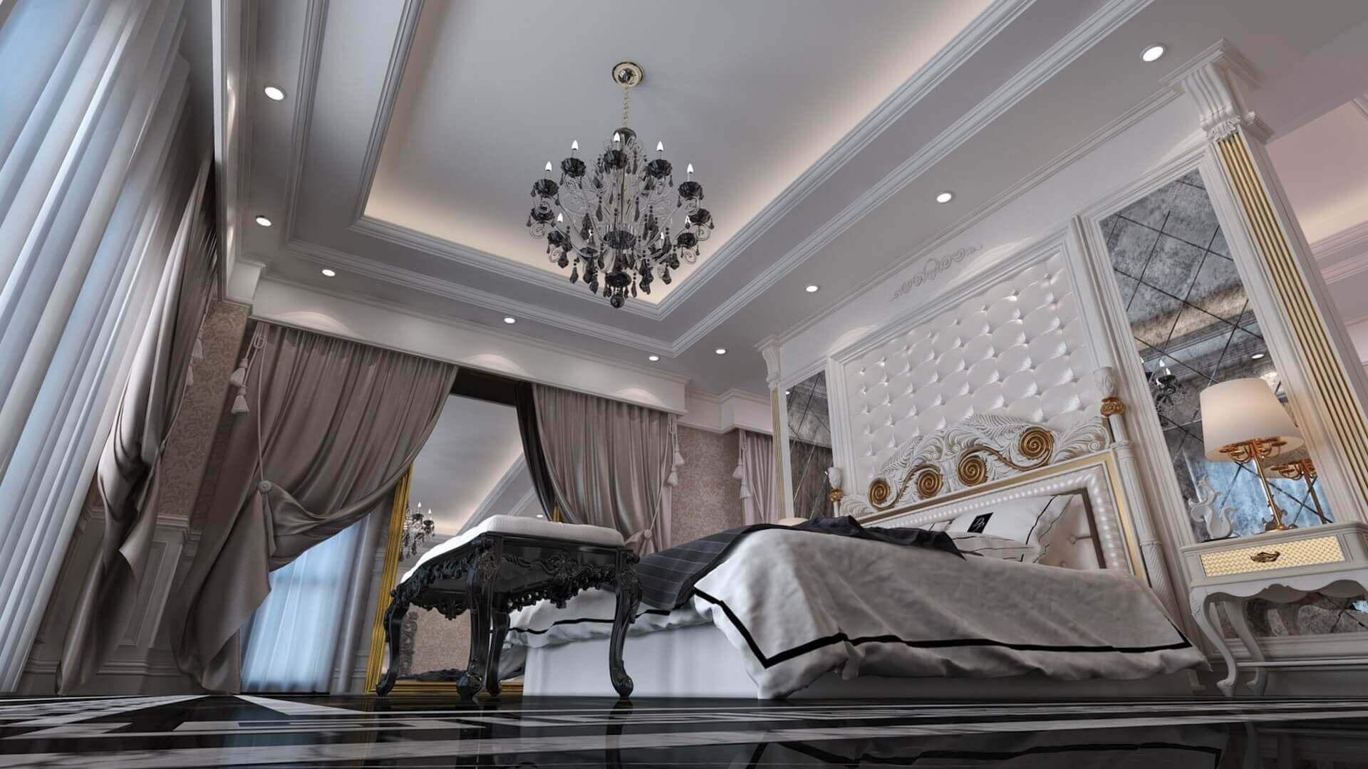 villa dekorasyonu 2805 Özel Proje Konutlar