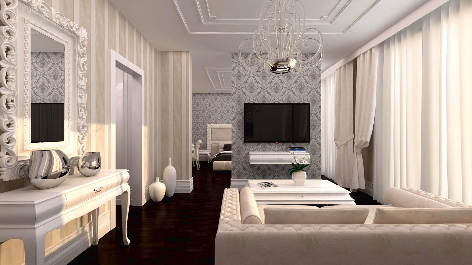 villa dekorasyonu 2847 Özel Proje Konutlar