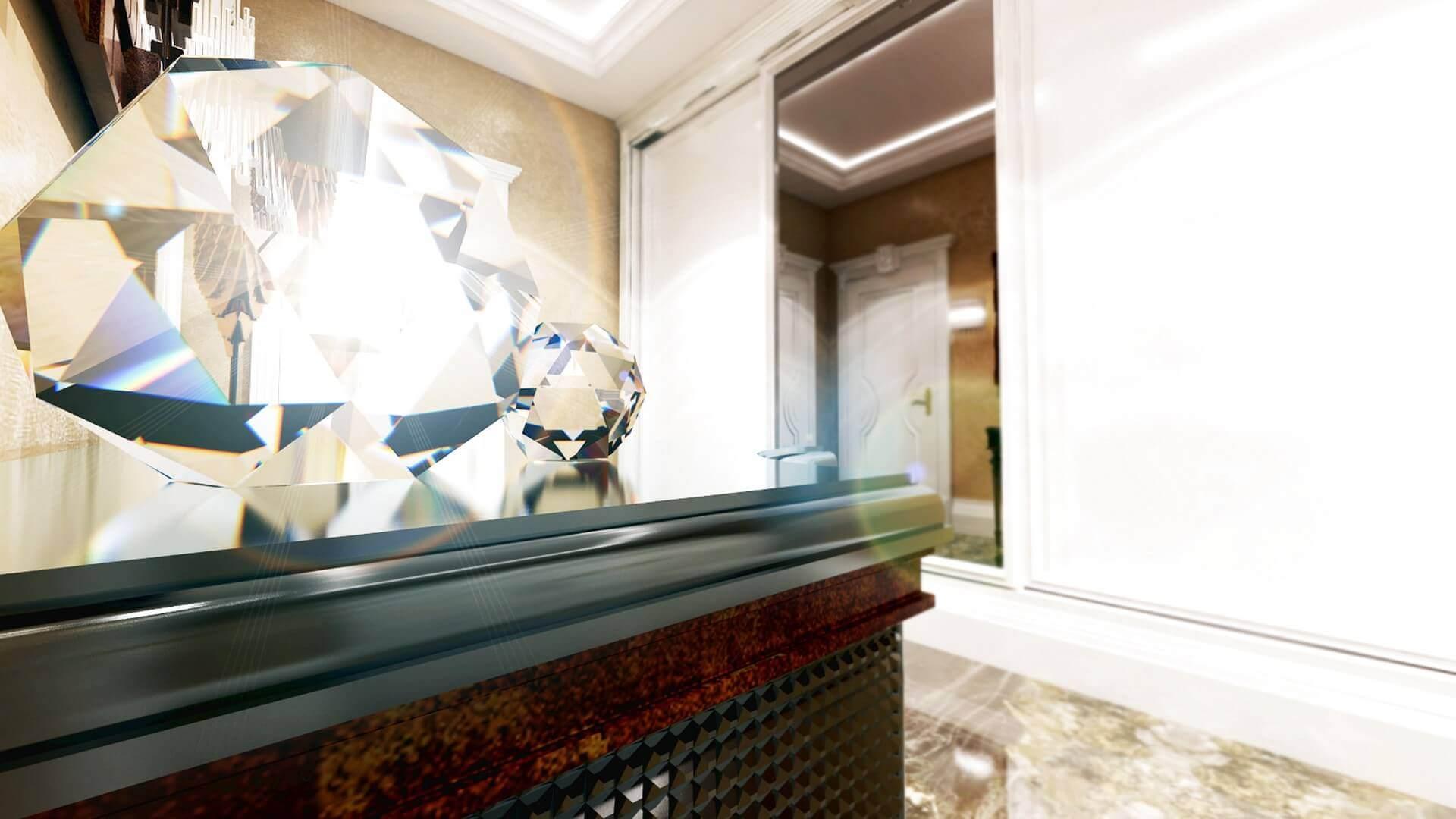 villa dekorasyonu 2853 Özel Proje Konutlar