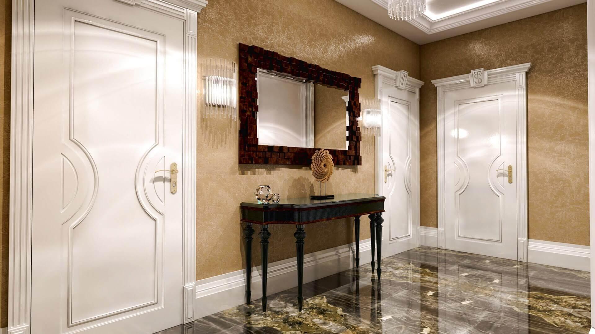 ev dekorasyonu 2855 Özel Proje Konutlar