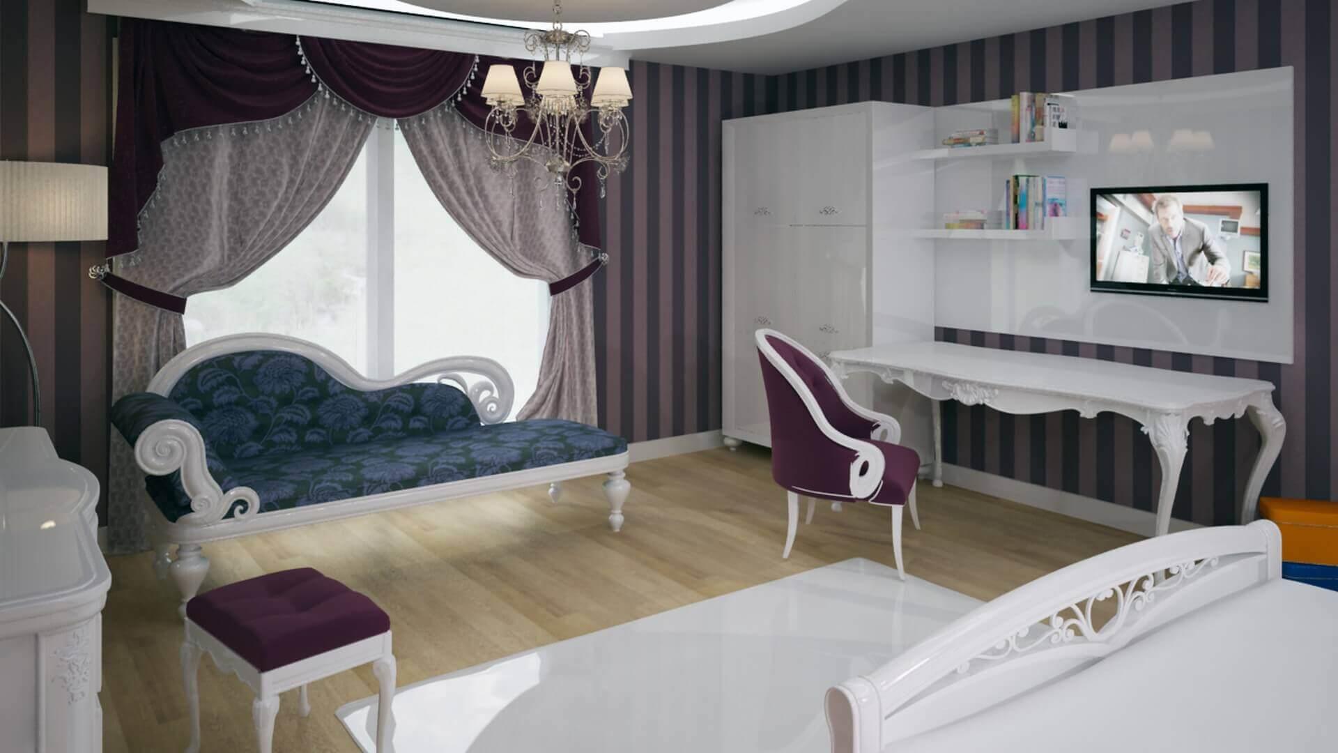villa dekorasyonu 2925 C. Balta Konutu Konutlar