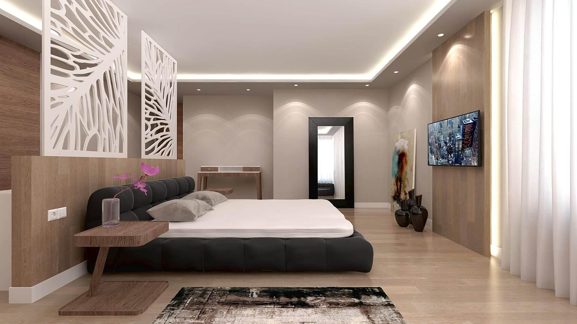 villa dekorasyonu 2985 E. Uslu Konutu Konutlar