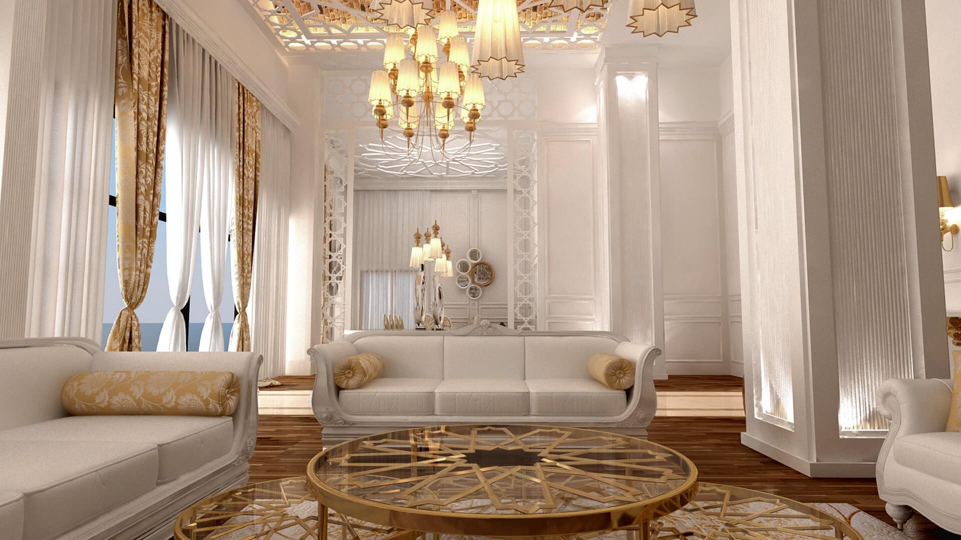 Ev Dekorasyonu Oran Rezidans