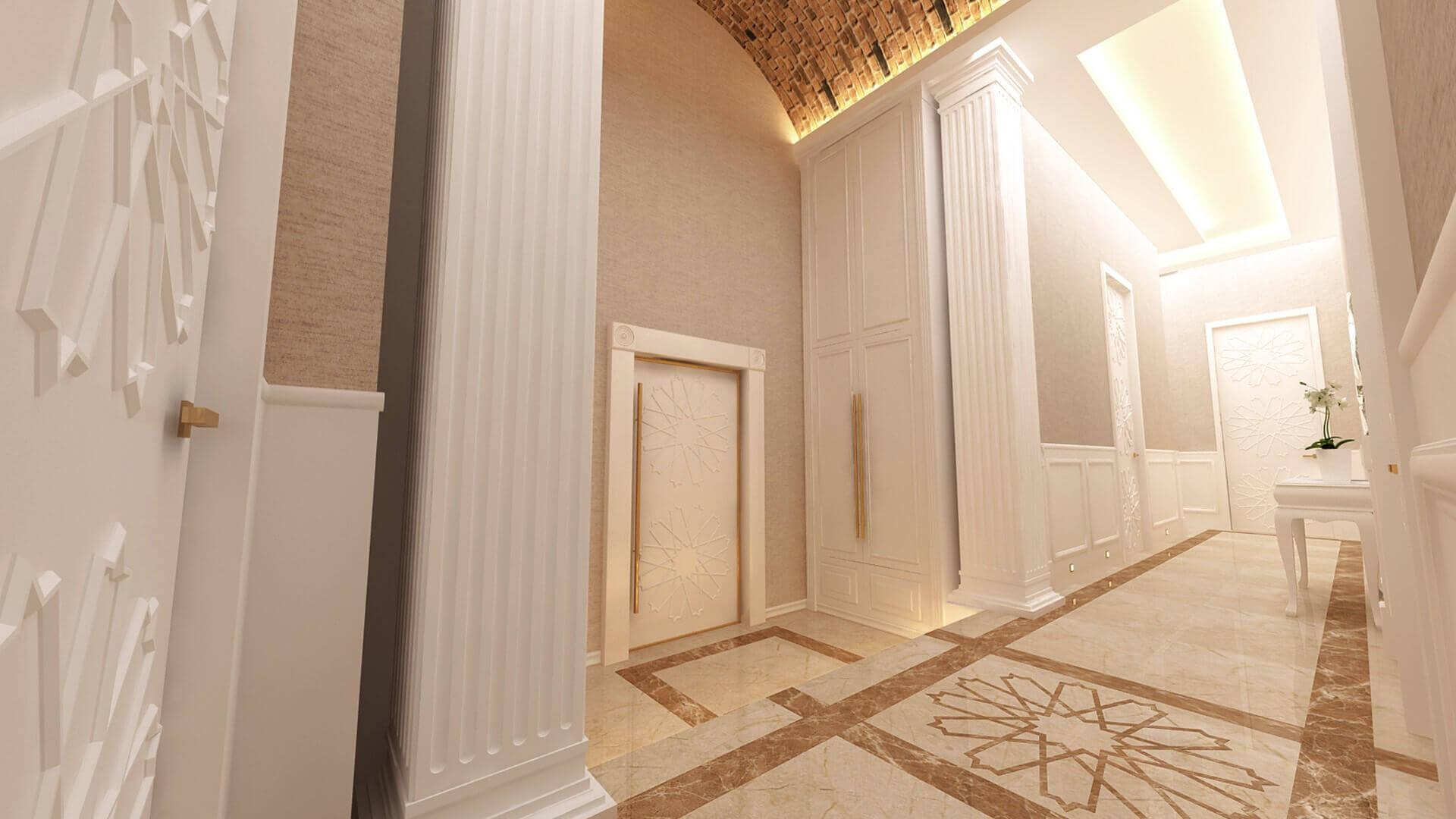 ev dekorasyonu 3025 Oran Rezidans Konutlar