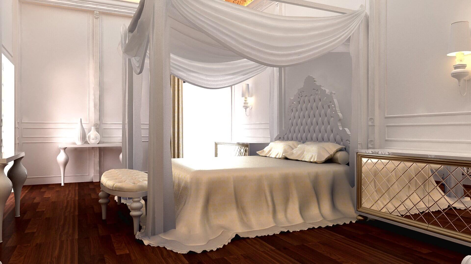 villa dekorasyonu 3027 Oran Rezidans Konutlar