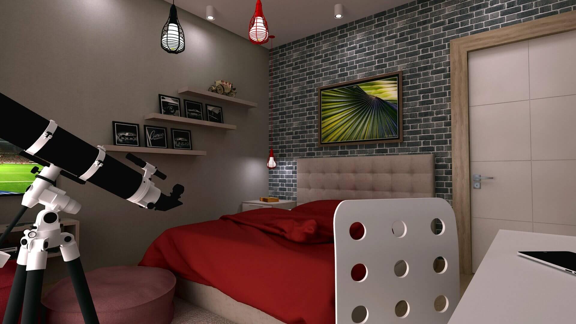 villa dekorasyonu 3120 SA Konutu Konutlar