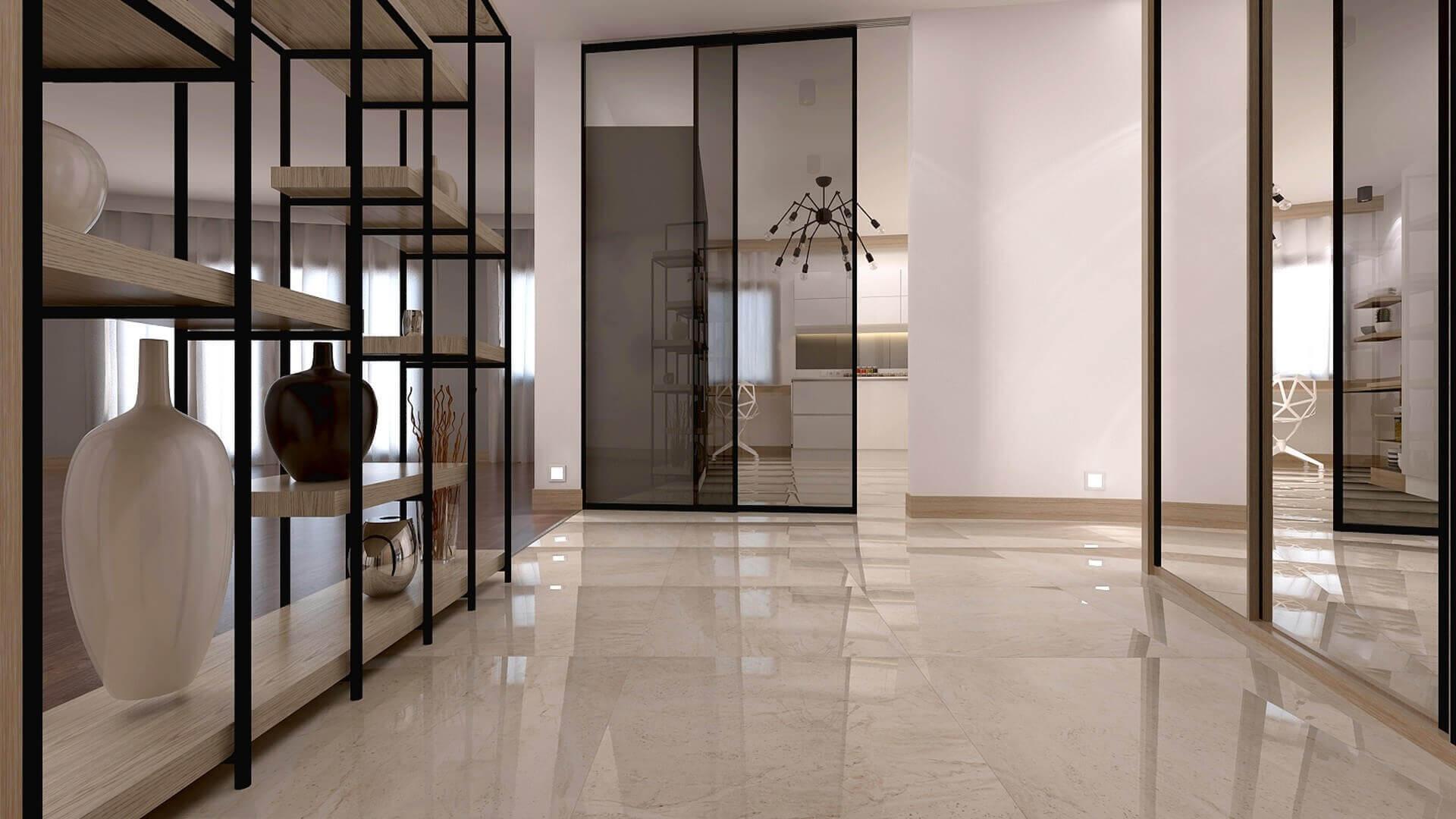 Villa iç mimar dizayn 3271 E. Öztürk Dairesi Konutlar