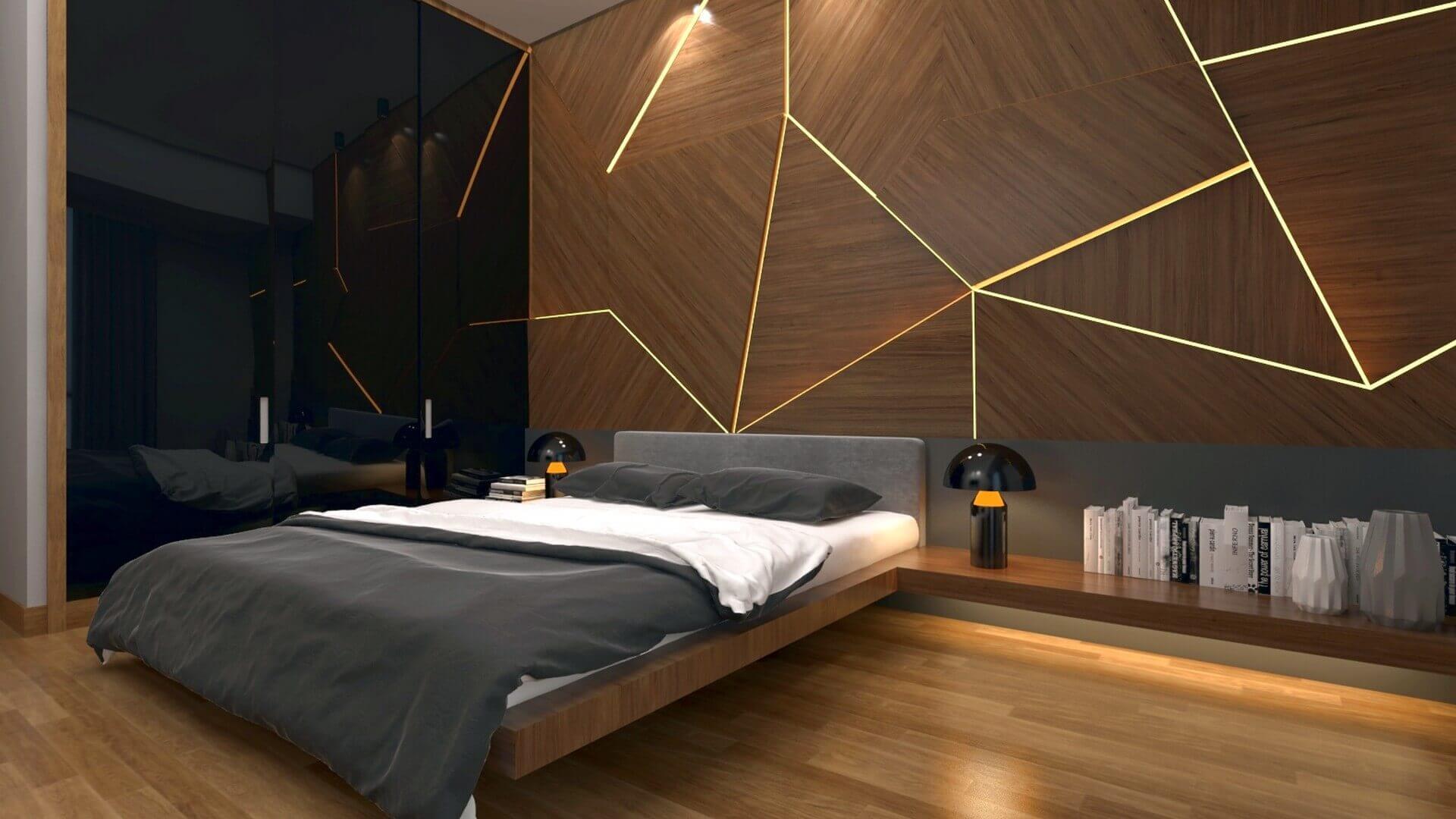 Villa tasarım 3281 UMG Dairesi Konutlar