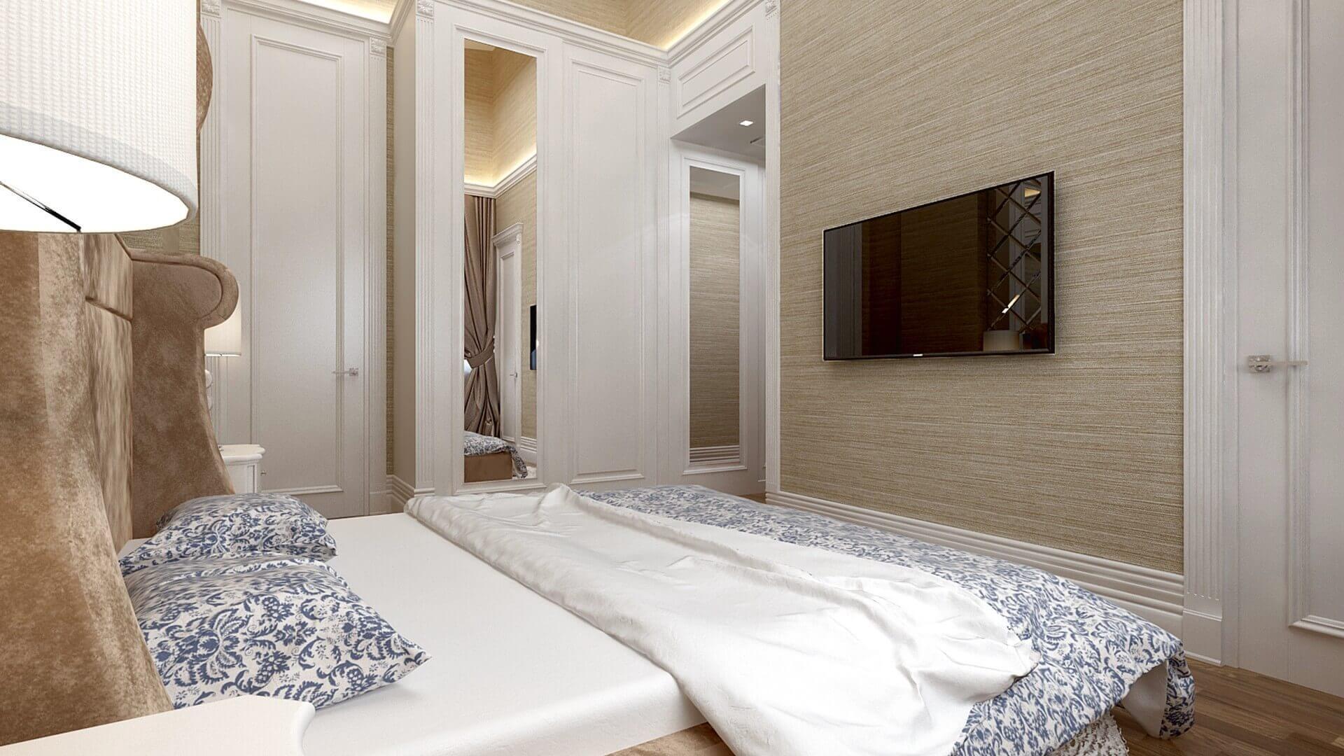 villa dekorasyonu 3300 S. Aslan Dairesi Konutlar