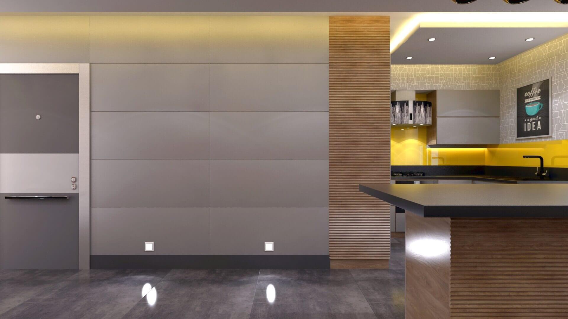 Villa iç mimar dizayn 3381 S. Dedeoğlu Dairesi Konutlar