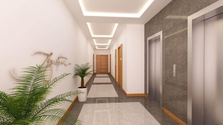 villa mimari 3463 Signature Residence Konutlar