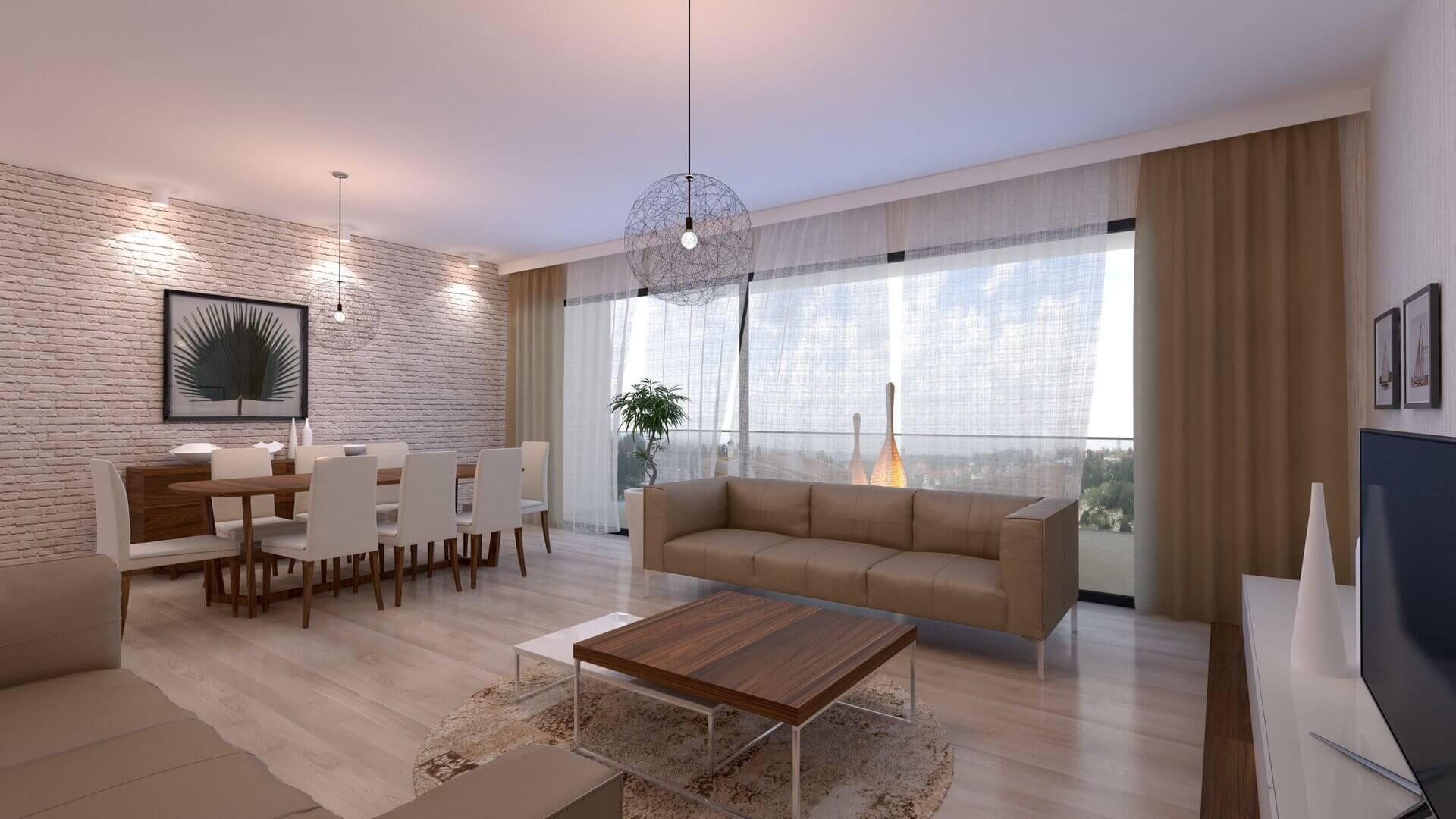 villa dekorasyonu 3468 Signature Residence Konutlar