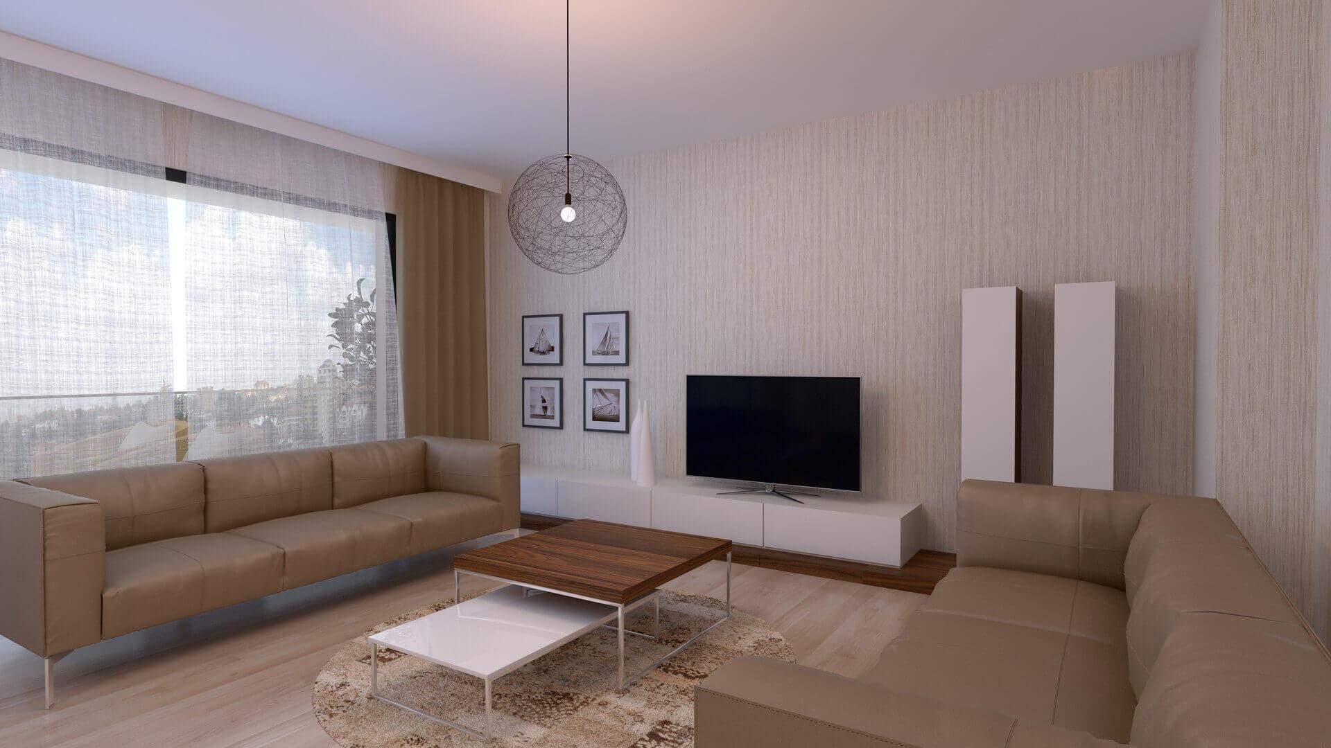 Villa iç dekorasyon 3471 Signature Residence Konutlar