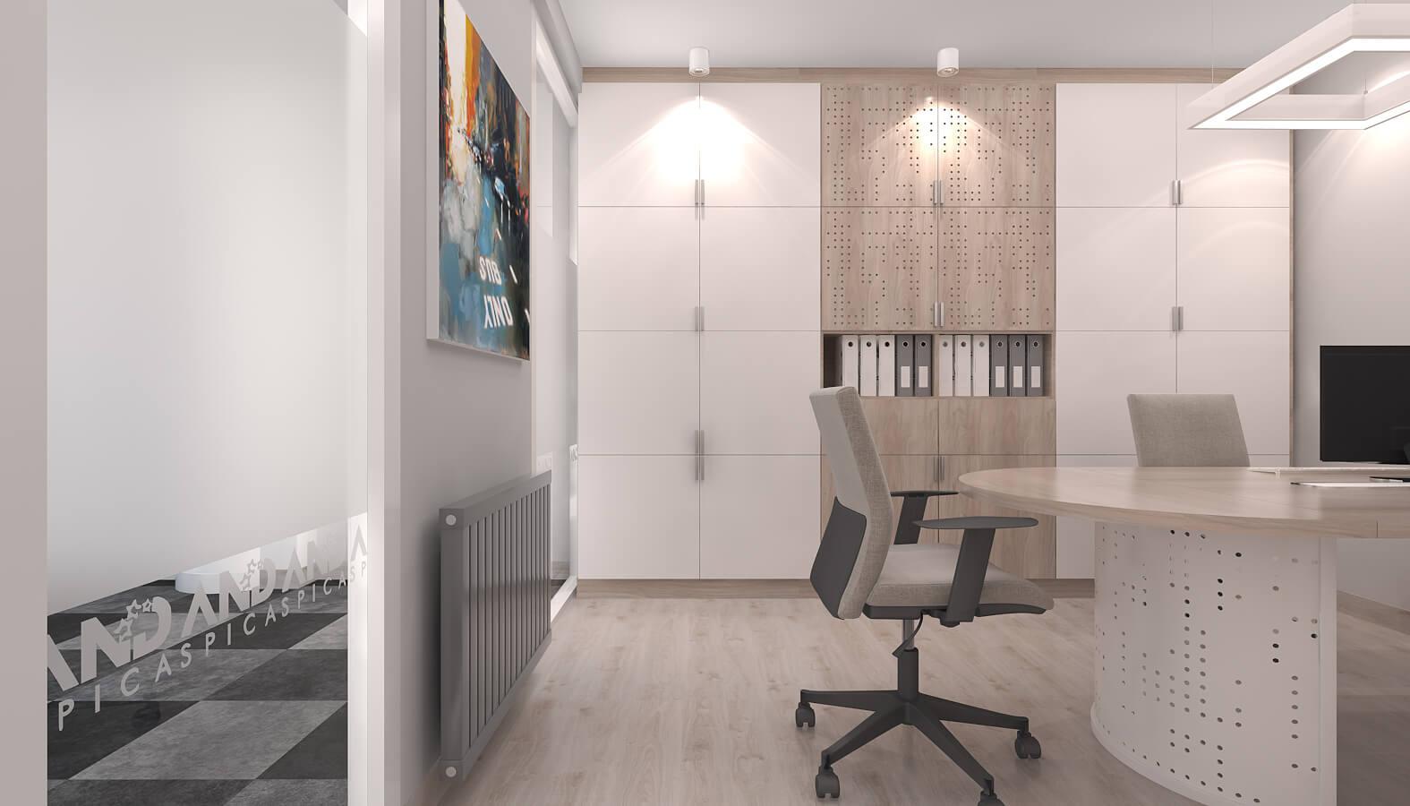 Ankara ofis tasarım 3511 And YMM Ofisler