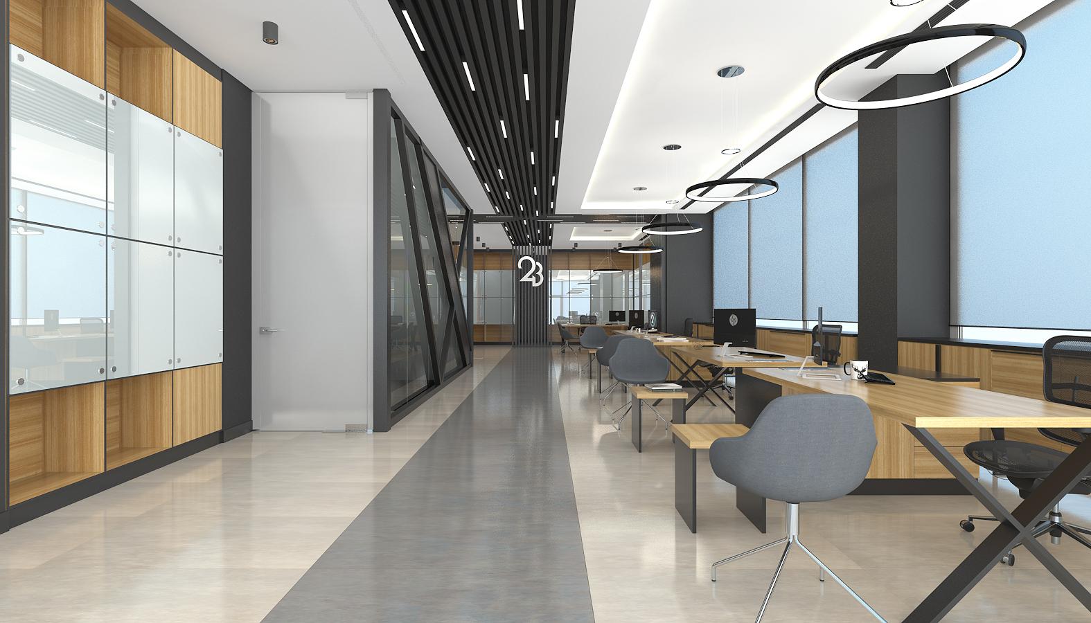Mağaza Tasarımları ve İçmimari Dekorasyonu 2B Enerji