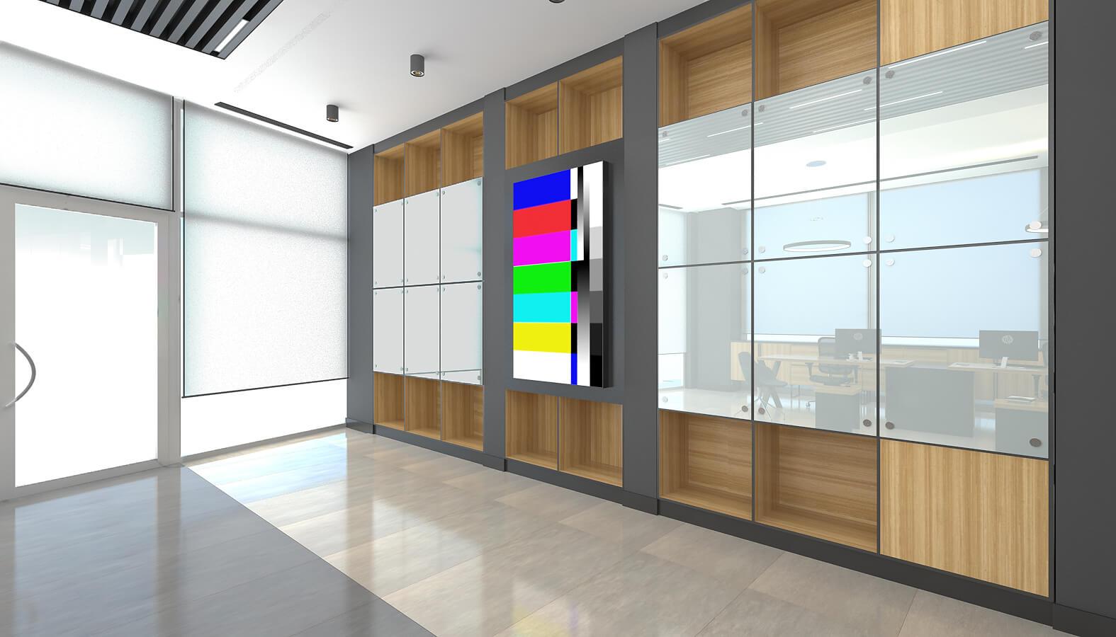 elektrik mağazası tasarımları 3524 2B Enerji Perakende