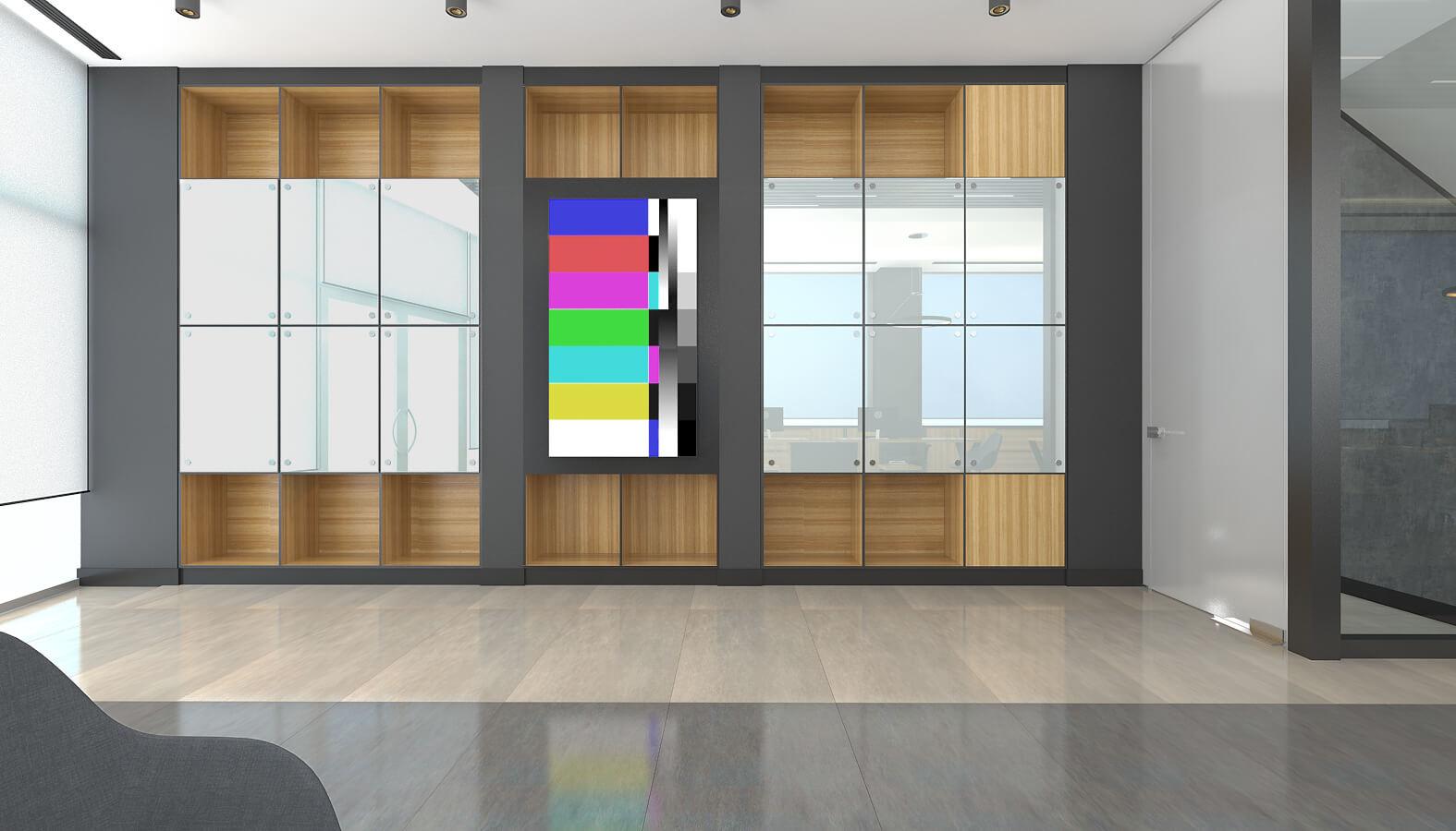 Mağaza tasarım 3531 2B Enerji Perakende