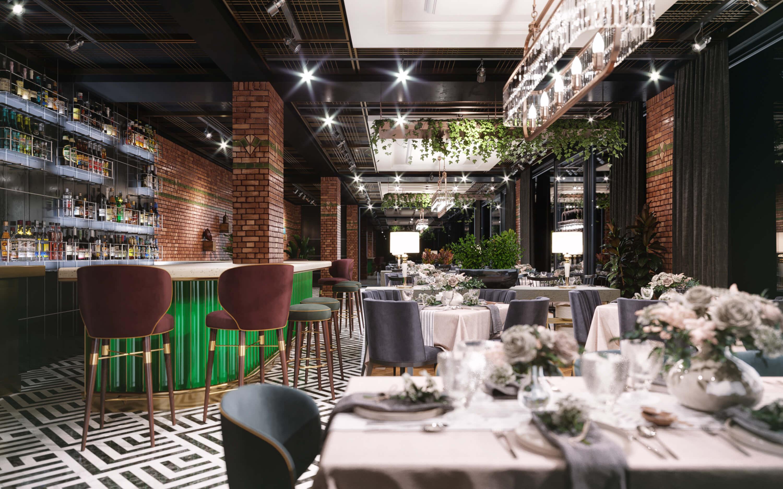 restorant iç mimar 3570 Doğruer Restaurant Restoranlar