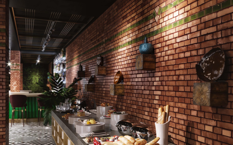 restorant iç tasarım 3572 Doğruer Restaurant Restoranlar